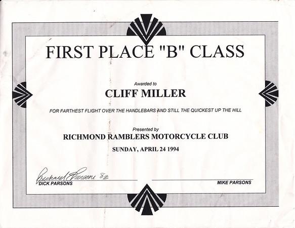 Classic Rambler Photos 1991-1995